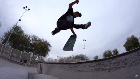 RyRey's Hat Tricks with Jonathan Pierce - Krux Trucks