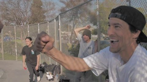 Santa Cruz Garvanza Skatepark Round Up RAW Footage | Santa Cruz Skateboards