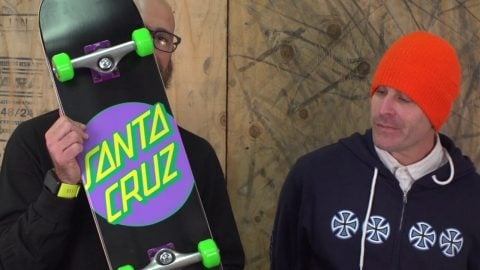 SC 12 Days Of Santa Cruzmas Day 12 - Santa Cruz Skateboards