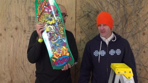 SC 12 Days Of Santa Cruzmas Day 9 - Santa Cruz Skateboards