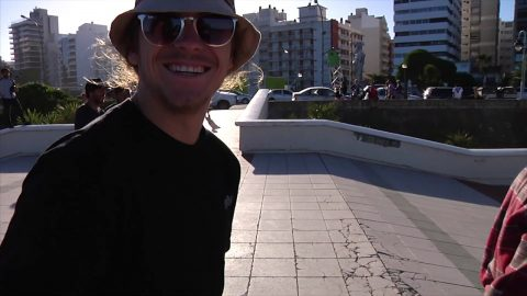 SC and Creature Argentina Tour | Santa Cruz Skateboards