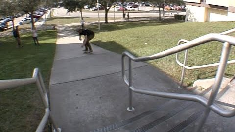 Sierra Fellers fs Big Spin Raw Cut | E. Clavel