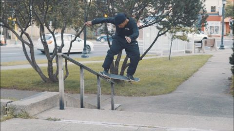 """Sign At All Times"" A Film About Brian Estrada 