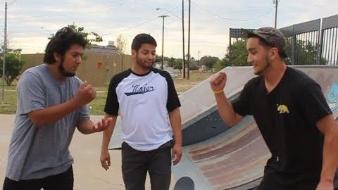 SK8 WARS Jacob Gonzalez VS David Corbett - MAJER Crew