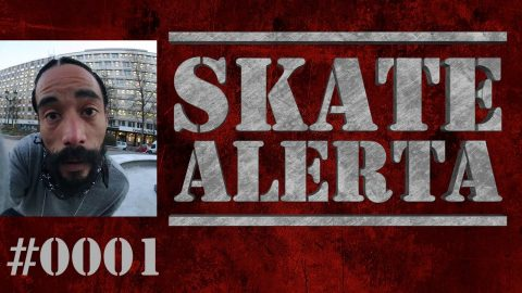 Skate Alerta #0001 - 4Miga in Paris, Sean Malto, Will Dias e mais - Black Media