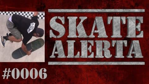 Skate Alerta #0006 - Vans Park Series, Blaze Blackout, Boulevard no Japão e mais - Black Media