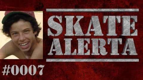 Skate Alerta #0007 - Luan Oliveira, Victor Süssekind, Element no sul e mais - Black Media
