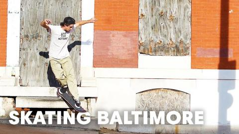 SKATE CITY: America's most overlooked skating spots. - Red Bull
