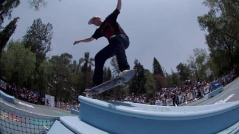 Skate Copa Court /// Mexico City - adidas Skateboarding