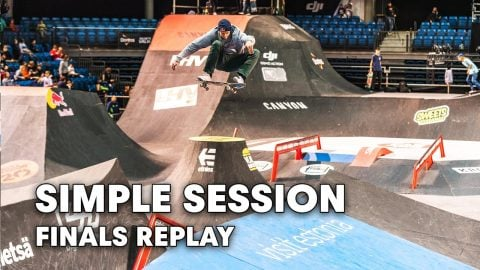 Skate Finals | Simple Session 2020 REPLAY | Red Bull Skateboarding