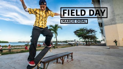 Skate Life In The Philippines With Margielyn Didal |  FIELD DAY | Red Bull Skateboarding