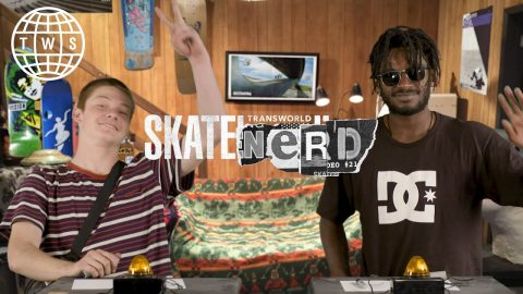 Skate Nerd: T-Funk vs. Cyril Jackson - Adventure Sports Network
