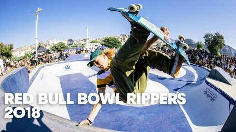 Skate Sessions at Prado Bowl with Alex Sorgente & Co. | Red Bull Bowl Rippers 2018 | Red Bull