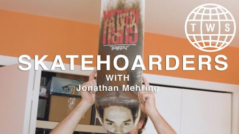 SkateHoarders: Jonathan Mehring - Adventure Sports Network