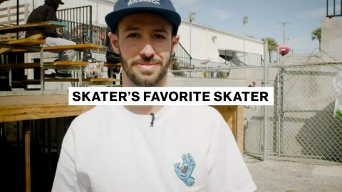 Skater's Favorite Skater | Kevin Braun | Transworld Skateboarding | TransWorld SKATEboarding