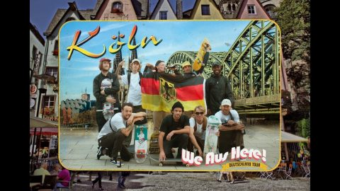 Skatestore presents: We Aus Here - Germany Tour | Skatestore
