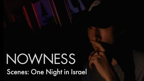 Skating, rapping and partying in Israel - NOWNESS