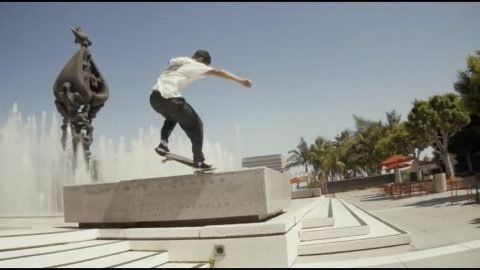 Sml. World Ep 4 - Danny Garcia and Sammy Montano day in Downtown LA - smlwheels