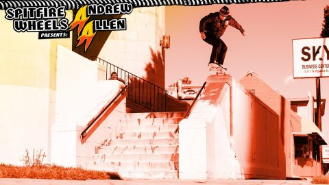 """Spitfire Presents """"DOUBLE A"""" Featuring Andrew Allen. 