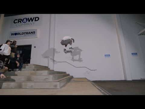 Squaded Up in SD : For The Homies - REAL Skateboards