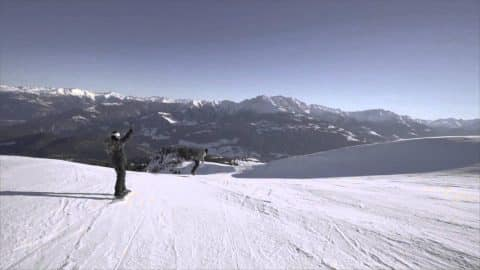 Ståle Sandbech - LAAX Sessions ft. RK1 & Nicolas Müller - Station to Station - Line9