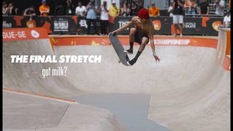 Staying On Top | The Final Stretch Before The Games: Heimana Reynolds | The Berrics