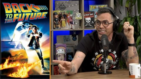 Steve-O Got Into Skateboarding From Watching Back To the Future! | Nine Club Highlights