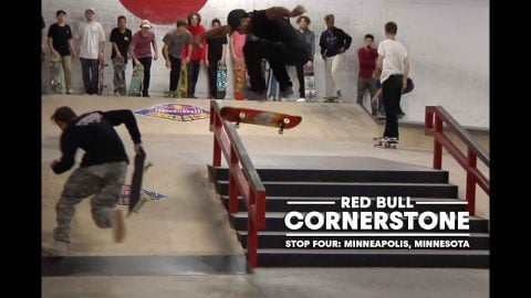 Stop Four: Minneapolis, Minnesota  |  Red Bull CORNERSTONE 2019 | Red Bull Skateboarding