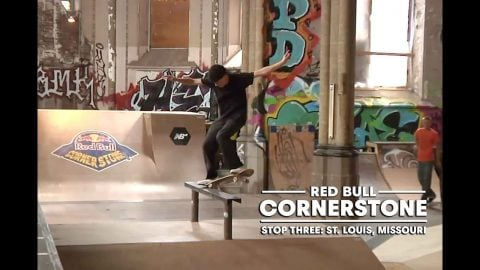 Stop Three: St. Louis, Missouri  |  Red Bull CORNERSTONE 2019 | Red Bull Skateboarding