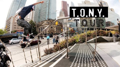 """T.O.N.Y."" Tour 