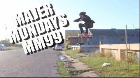 TEXAS City Montage, Street B Sides MM99 | MAJER Crew