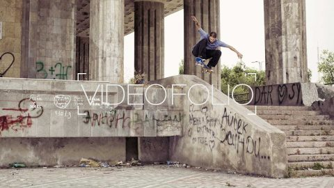 The Adventurous Skate World Of Sébastien Abes  |  VIDEOFOLIO | Red Bull Skateboarding