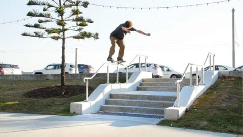THE BAY PRESENTS: ASH LINAKER | The Skateboarder's Journal