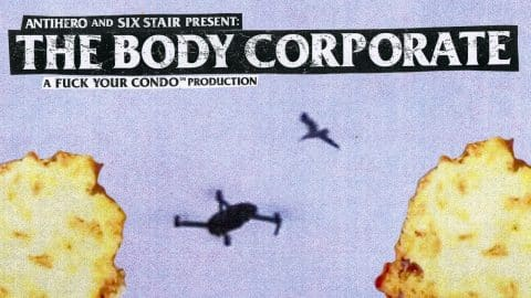 The Body Corporate Trailer - Antihero Skateboards