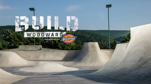 The Cage Rebuild - EP8 - Build Woodward Presented By Dickies - Woodward Camp f164a29278fc