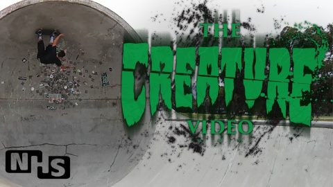 The Creature Video - Full Movie - HD - Echoboom Sports