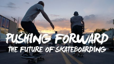The Future of Skateboarding  |  PUSHING FORWARD | Red Bull Skateboarding