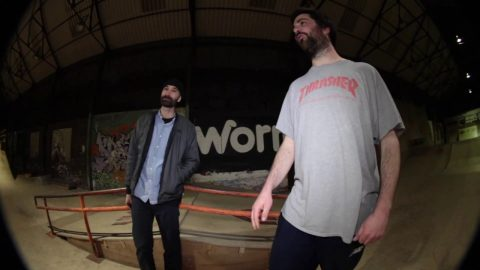 The House Skatepark Lock In: Avit | Vague Skate Mag