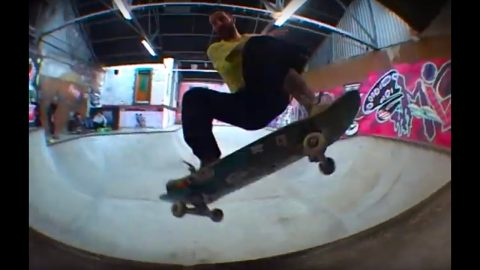 The House Skatepark Lock In: Division 24 | Vague Skate Mag