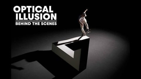 The Making Of OPTICAL ILLUSION with Madars Apse, Tyler Surrey, Barney Page & Friends | Red Bull Skateboarding