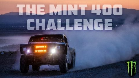 The MINT 400 Challenge - Monster Energy