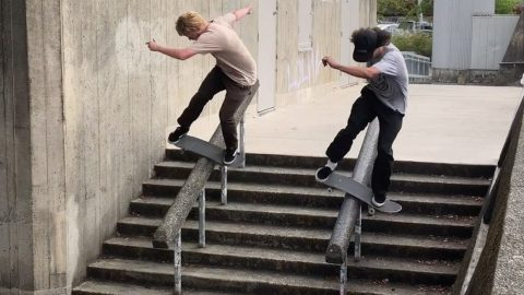 The Nate Tapes : Vol. 1 | REAL Skateboards