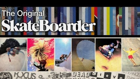 The Original Skateboarder- Official Trailer - Echoboom Sports