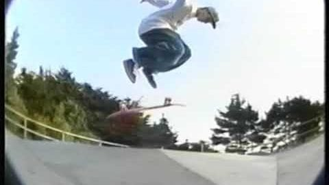 The REAL Video '93 : Kelly Bird | REAL Skateboards