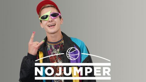 The Roy Purdy Interview | No Jumper