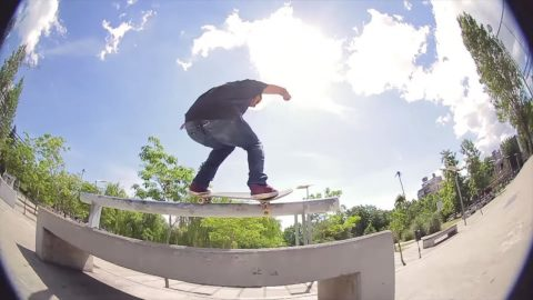 The Uruguayan Experience Episode 2: Discovering Uruguay on a Skateboard - Red Bull