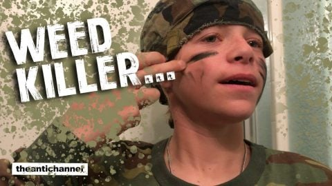 """theantichannel /// """"WEED KILLER"""" 