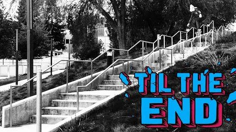 Till The End - Dig The New Breed! | Santa Cruz Skateboards