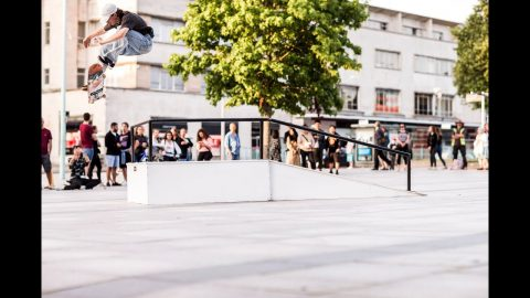 TNSC x Vague x Vans: Under Revue Tour - Flatspot | Vague Skate Mag