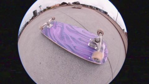 Tom Asta - Everslick Ledge Assault - Santa Cruz Skateboards